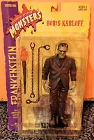 FRANKENSTEIN SIDESHOW UNIVERSAL STUDIOS MONSTERS FIGURE BORIS KARLOFF
