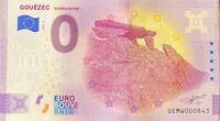 BILLET 0  EURO GOUEZEC KARREG AN TAN ANNIVERSARY  FRANCE  NUMERO DIVERS