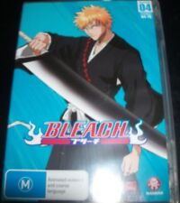 Bleach Collection 4 Episodes 64 - 79 (Australia Region 4) 4 DVD – Like New