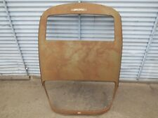 PORSCHE NOS 356 T6 OUTER ROOF PANEL SUN FRAME COUPE TOP SUNROOF 64450305156 C SC