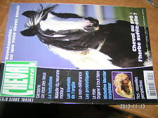Cheval Santé n°25 Homeopathie Geriatrie Botulisme Argile FOIE Tics Probiotique
