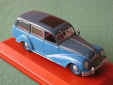 EMW 340 Kombi blau Ixo 1:43 Modellauto Oldtimer Atlas-Verlag DDR-Auto Kollektion