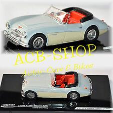 Austin Healey 3000 Elfenbein / Hellblau 1 43 Vitesse