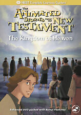 The Kingdom of Heaven Interactive DVD, New DVD, Jesus, Richard Rich