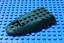 Lego 87615 6x10 fuselaje del Avión Curvo sección DK Verde X1 ** Nuevo Lego *