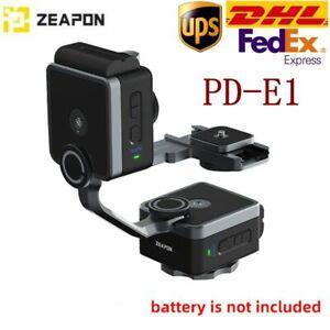 ZEAPON PD-E1 PONS Motorized Pan Head The Horizontal 50kg Single Axis Double Axis