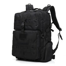 45L Molle Military Rucksack Outdoor Tactical Backpack Sports Cycling Running Bag