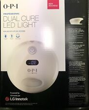 OPI Professional Dual Cure LED Light GL902 GelColor Gel Lamp Dryer - New 2017