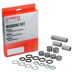 Genuine Yamaha YZ250F Shock Linkage Bearing Kit