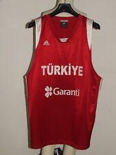 Maillot Maillot Débardeur Basket-Ball Sport Turquie Taille XXL