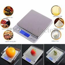 Electronic 500g/0.01g Mini Digital Pocket LCD Scale Jewelry Kitchen Coin Gram