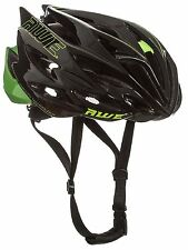 AWE®AWESpeed™ InMould Mens Road Cycling Bicyce Helmet 56-58cm Black/Green