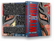 Rey Mysterio 2015 Shoot Interview DVD Wrestling WWE WWF WCW ECW AAA CMLL 619