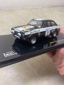 ixo ford escort Rs Manx Rally 82 Ari Vatanen Ltd 750