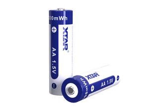 1,5V AA 2000mAh Lithium Ionen Xtar Akku (Wiederaufladbar) Mignon #XTAR-AA