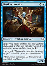 MTG 4x BASTION INVENTOR - INVENTORE DEL BALUARDO - AER - MAGIC