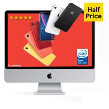 "Apple iMac 20"" Core 2 Duo 2.4GHz 4GB RAM 500GB HDD A1224 All-in-One Desktop"
