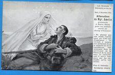 CPA Patriotique: La Vierge Consolatrice   / Guerre 14-18