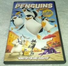 Penguins of Madagascar DVD, 2015