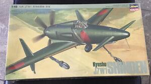 Hasegawa Kyushu J7W1 Shinden Model Kit 1:48