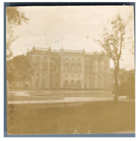 Egypte, Caire (القاهرة), Palais  Vintage citrate print Tirage citrate  8,5