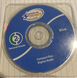 hooked on phonics Second Grade CD