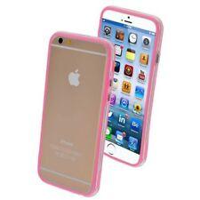 Fundas y carcasas transparentes Para iPhone 7 color principal rosa para teléfonos móviles y PDAs