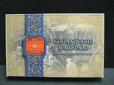 2002 Canadian Double Dollar Prestige Set - Original Box/COA