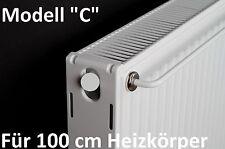 """""""C"""" Handtuchhalter Magnet Halterung für 100 cm Heizkörper Wäschetrockner"""