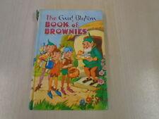 The Enid Blyton Book of Brownies by ENID BLYTON, hardback book