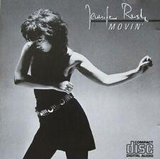 JENNIFER RUSH - MOVIN '  -  CD