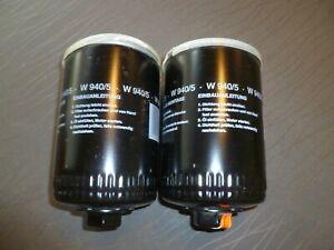Ölfilter  W 940/5  (2 Stück)