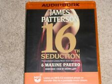 The 16th Seduction - CD (Unabridged) By James Patterson
