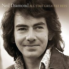 NEIL DIAMOND ALL-TIME GREATEST HITS CD (2014) (VERY BEST OF)