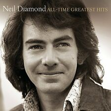 NEIL DIAMOND - ALL-TIME GREATEST HITS: 2CD ALBUM SET (December 8th 2014)