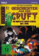 Geschichten aus der Gruft - Staffel 2 * DVD Grusel-Zeichentrickserie Pidax Neu