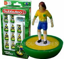 BRAZIL New Subbuteo Football Soccer Team Game Paul Lamond Brasil Figures