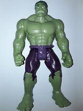"2013 Hasbro  (environ 0.30 m) de long/12""/30 cm plastique incroyable Hulk"
