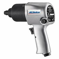 "Heavy Duty 1/2"" 8,000 RPM Speed Tools Air Pneumatic Impact Wrench Twin Hammer"