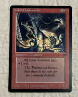 Kobolds Taskmaster NM 1994 Legends Original Mtg Magic the Gathering