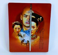 New listing Crouching Tiger, Hidden Dragon 4K Uhd + Blu-ray SteelBook - No Digital