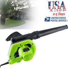 USPS Trash Electric RC1007 Blower Leaves Grass 600W Garden Power Tools Yard Lawn