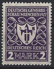 511# DR Mi 200b** einwandfrei gep. Infla Berlin