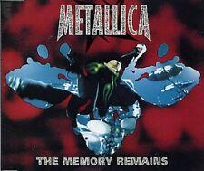 Metallica Memory remains (1997, #5682692) [Maxi-CD]