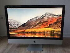 iMac 27 2011 - 4 x 3,4 Ghz i7 - 1,25 TB SSD - 12 GB Ram - Model A 1312