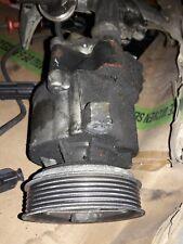 1991 Mercedes 300SL, air pump