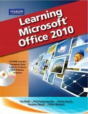 LEARNING MICROSOFT OFFICE 2010, STANDARD STUDENT EDITION -- By Chris VG