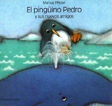 Pinguino Pedro SP Pen Pet New Fri P (Spanish Edition)