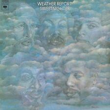 WEATHER REPORT SWEETNIGHTER LP VINYL 33RPM NEW