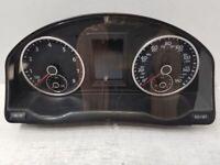 Chrome Speedometer Ring VW Bug 1958-1977 Interior Speedo Ring German